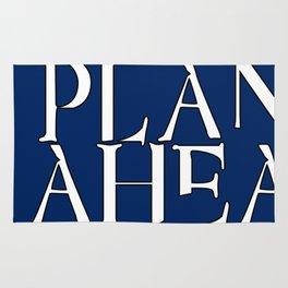 Plan Ahead Rug