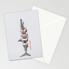 Sushi Mako Stationery Cards