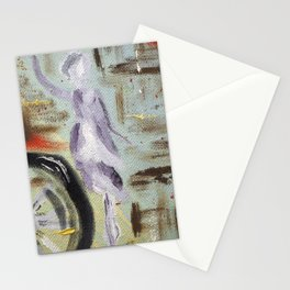 """Thumbnail of the painting  """"OH, ISADORA..."""" #1 Stationery Cards"""