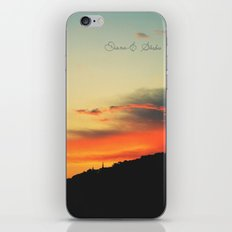 On their arrival iPhone & iPod Skin