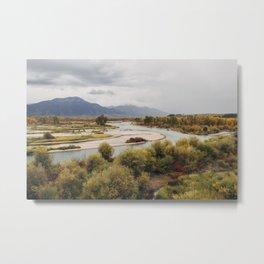 fall creek falls, i Metal Print