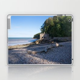 Elberry Cove - Agatha Christie's Favourite Bathing Spot Laptop & iPad Skin
