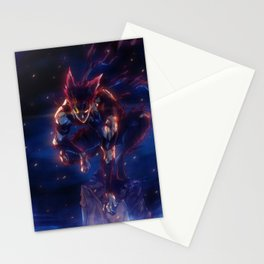 Garou One Punch Man Stationery Cards