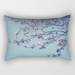 Cherry blossom... Rectangular Pillow