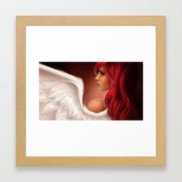 Lost Angel Framed Art Print