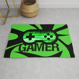 Gamer Green V2 Rug