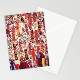 Organised Chaos II - Graphic Design Stationery Cards