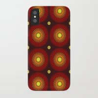 brown iPhone & iPod Cases featuring brown by sustici