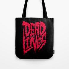 Deadlines Tote Bag