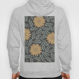 Autumn Flowers Hoody