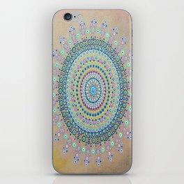 Mursy Hill Wish Board Mandala iPhone Skin