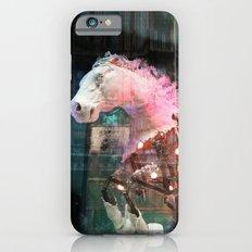 Pink Horse Slim Case iPhone 6s