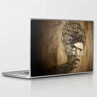 pulp fiction Laptop & iPad Skins featuring pulp fiction by de4macja
