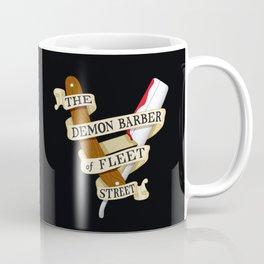 Sweeney Todd Meat Coffee Mug