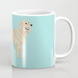 golden retriever funny farting dog breed gifts Coffee Mug