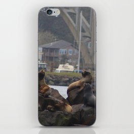 Oregon Coast Widlife iPhone Skin