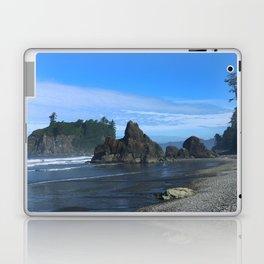 Morning At Ruby Beach Laptop & iPad Skin
