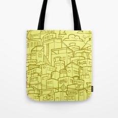#MoleskineDaily_35 Tote Bag