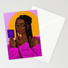lipgloss Stationery Cards