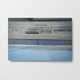 Dive In Metal Print