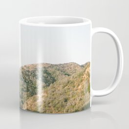 Mulholland Hills Coffee Mug