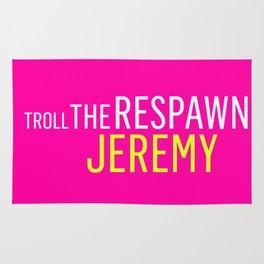 Troll the Respawn Jeremy Rug