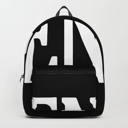 ENTJ Personality Type Backpack