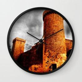 La forteresse Wall Clock