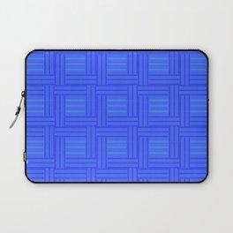 Elour Blue Tile Laptop Sleeve