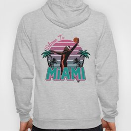 """The Victrs """"Welcome To Miami"""" Hoody"""