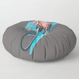 rapid bones (variant 2) Floor Pillow