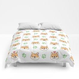 Chibi shiba's Comforters