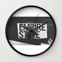 medical Wall Clocks featuring empire medical by fat dominic