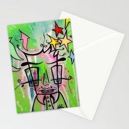 Fuzzy Logic Stationery Cards