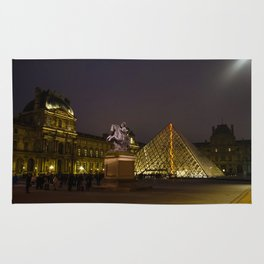 Magic of The Louvre Rug