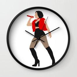 Demi Wall Clock