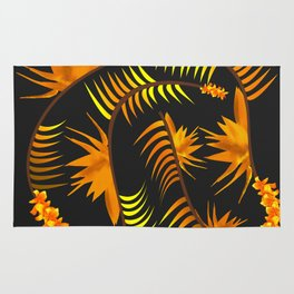 Pure Golds Flow Rug
