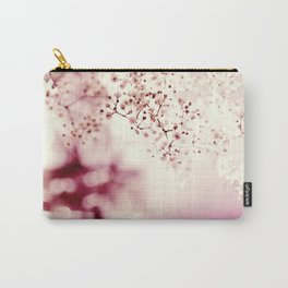 flower gypsophila Carry-All Pouch