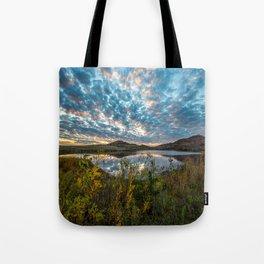 Wichitas Wonder - Fall Colors and Big Sky in Oklahoma Tote Bag