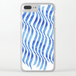Abstract background 67 Clear iPhone Case