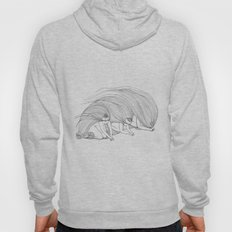 Southerly Sisters in a Northerly Wind Hoody