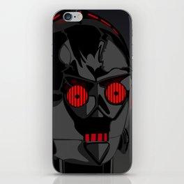 Darth-PO iPhone Skin
