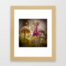 Fairy Dancer Framed Art Print