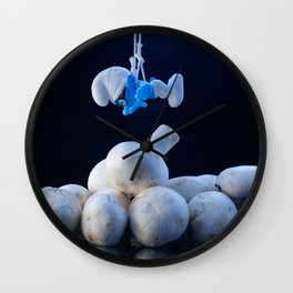 THE SMURFS, movie Wall Clock