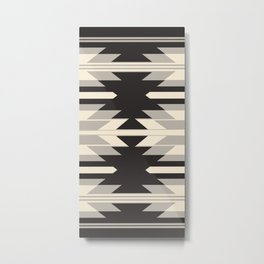American Native Pattern NO. 102 Metal Print