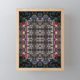 Magic Carpet 3 Framed Mini Art Print
