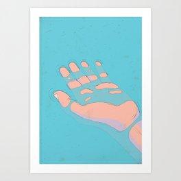 Mono No Aware Art Print