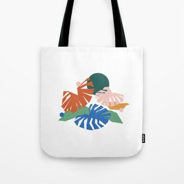 botanical dreamscape Tote Bag