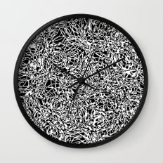total confusion Wall Clock