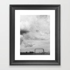duluth Framed Art Print